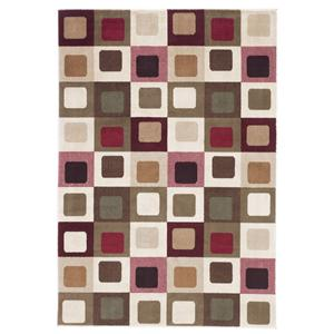 Signature Design by Ashley Contemporary Area Rugs Sloane - Red Rug