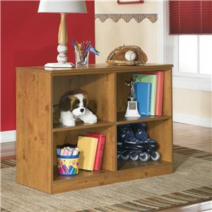 Signature Design by Ashley Stages Loft Open Bookcase