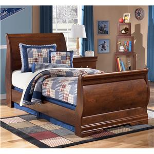 Signature Design by Ashley Wilmington Twin Sleigh Bed