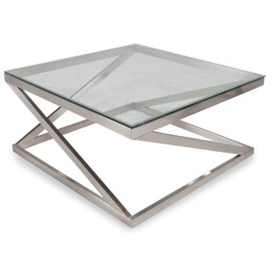 Trendz Coylin Square Cocktail Table - Item Number: T136-8