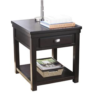 Trendz Hatsuko Rectangular End Table