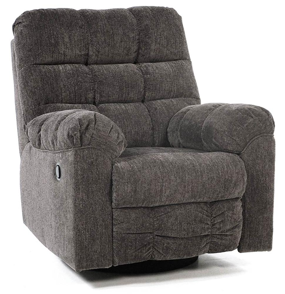 Signature Design by Ashley Addie Swivel Rocker Recliner - Item Number: 5830028