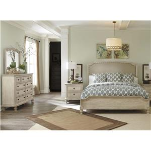 Signature Design by Ashley Clayton 4-Piece King Bedroom Set