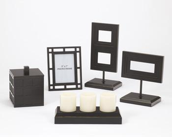 Signature Design by Ashley Furniture Accessories  5 Piece Accessory Set - Diedre - Item Number: A2C00029