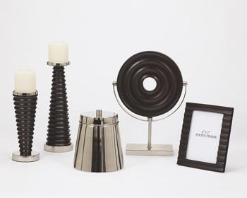 Signature Design by Ashley Furniture Accessories  Mallana 5 Piece Accessory Set - Item Number: A2C00037