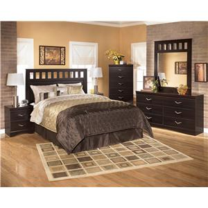 Signature Design by Ashley Furniture X-cess X-Cess Bedroom Group