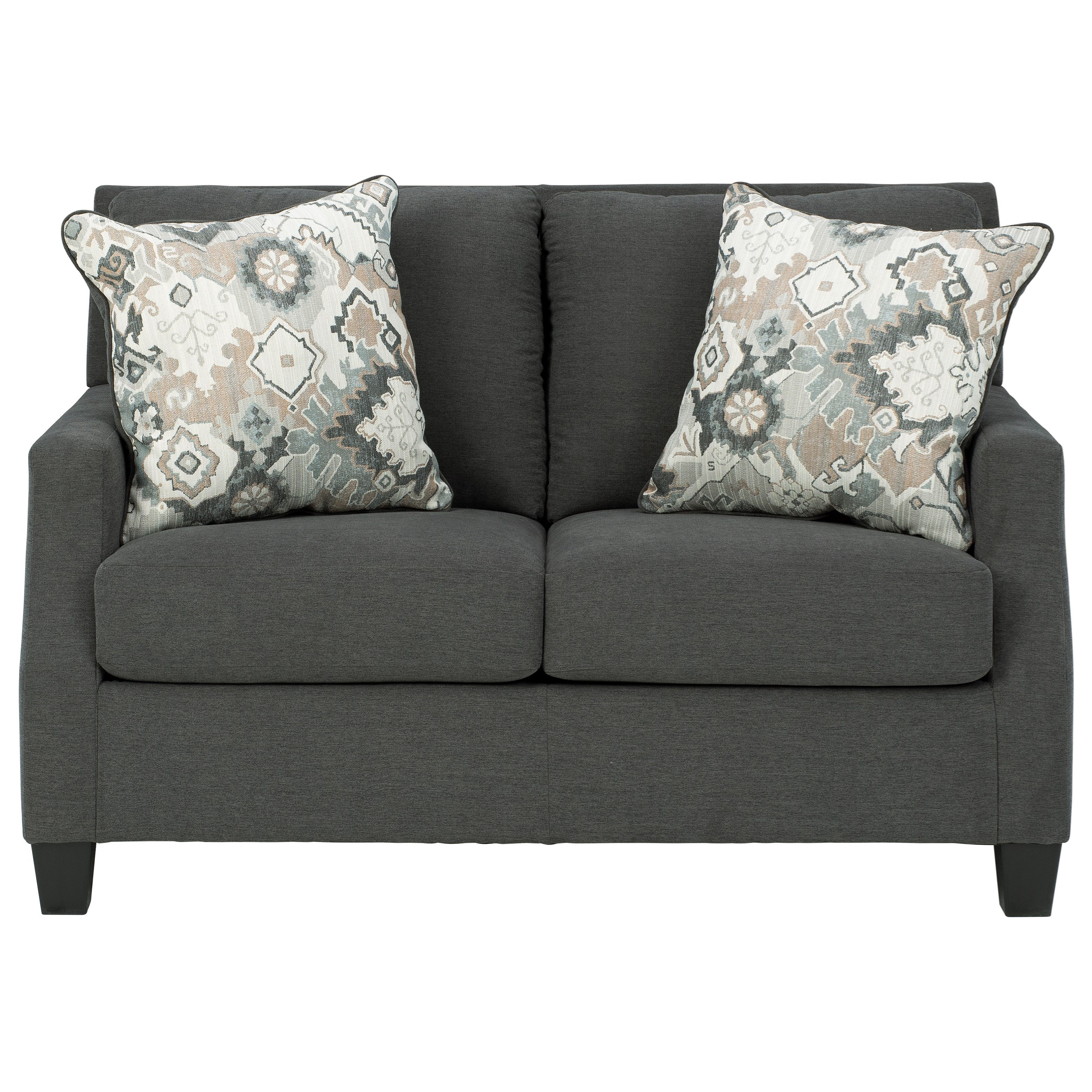 Bayonne Loveseat by Signature Design by Ashley at Home Furnishings Direct