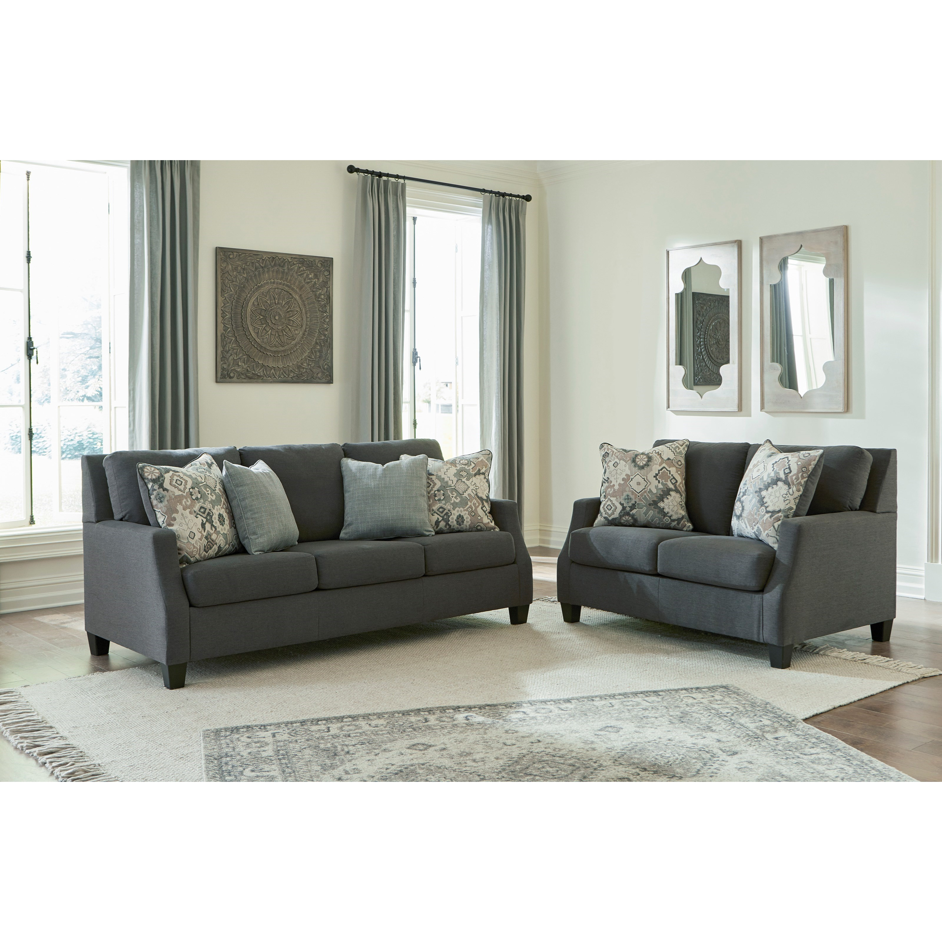 Bayonne Living Room Group by Signature Design by Ashley at Prime Brothers Furniture