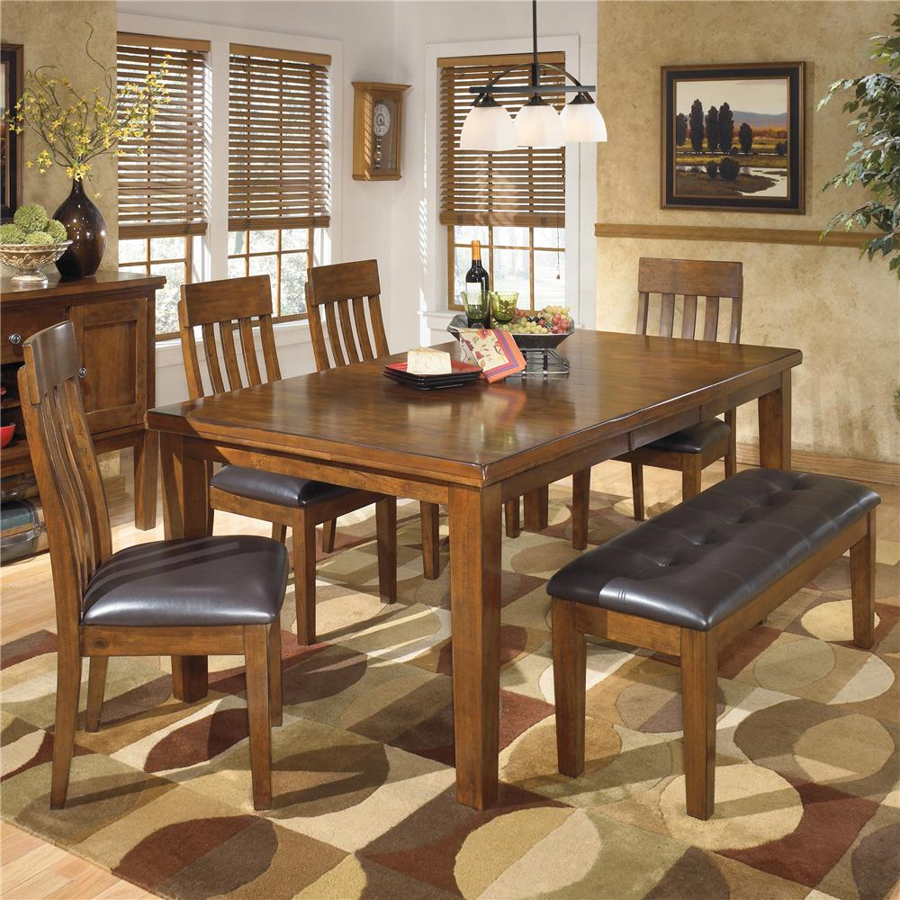 Signature Design By Ashley Ralene 6Pc Dining Room