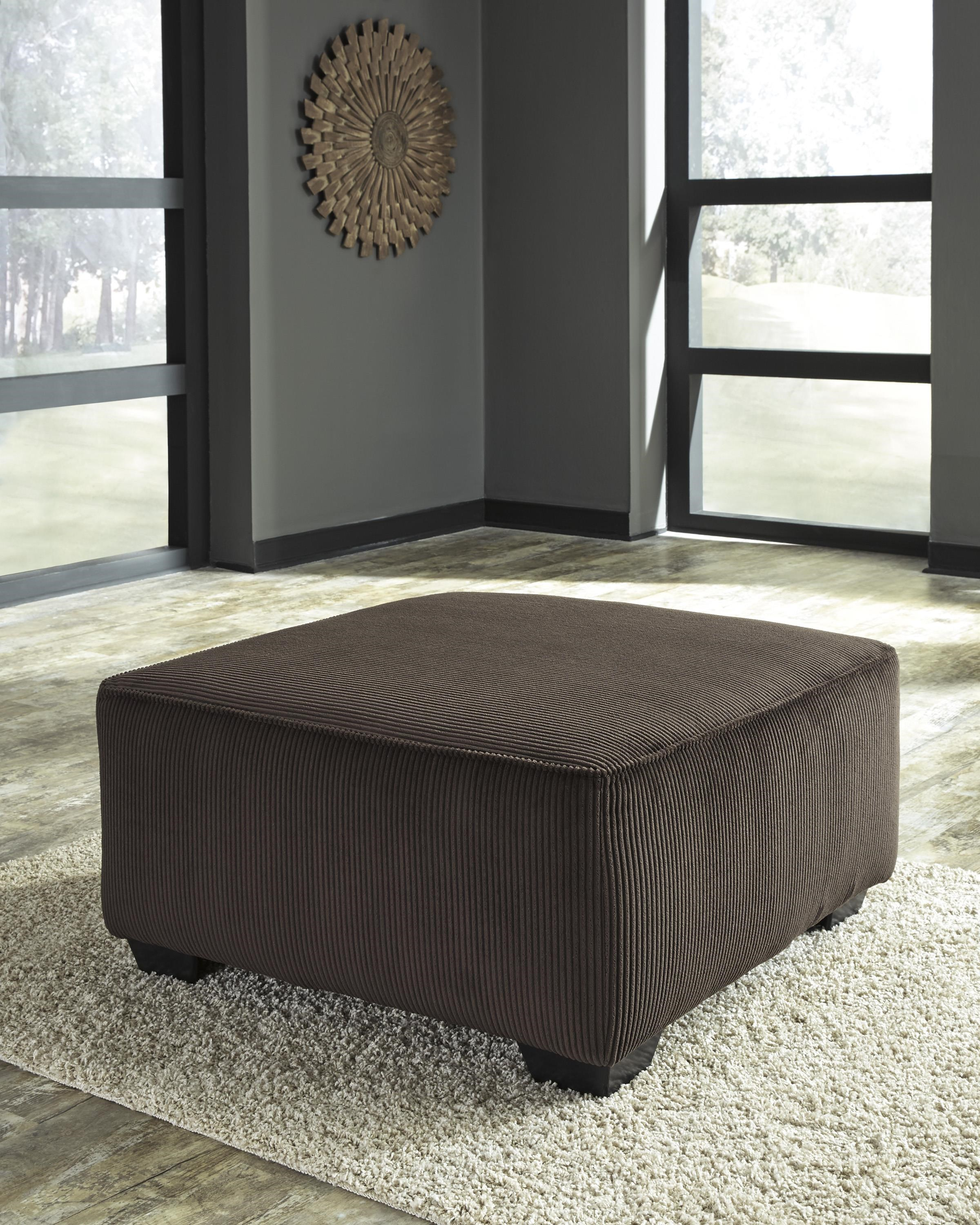 Jinllingsly Ottoman by Signature Design by Ashley at Westrich Furniture & Appliances