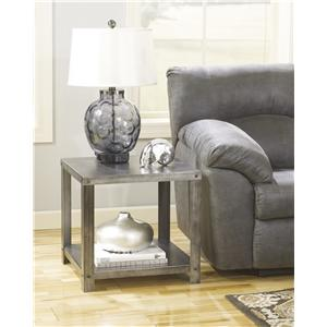 Signature Design by Ashley Hattney 3 Pack Table Set