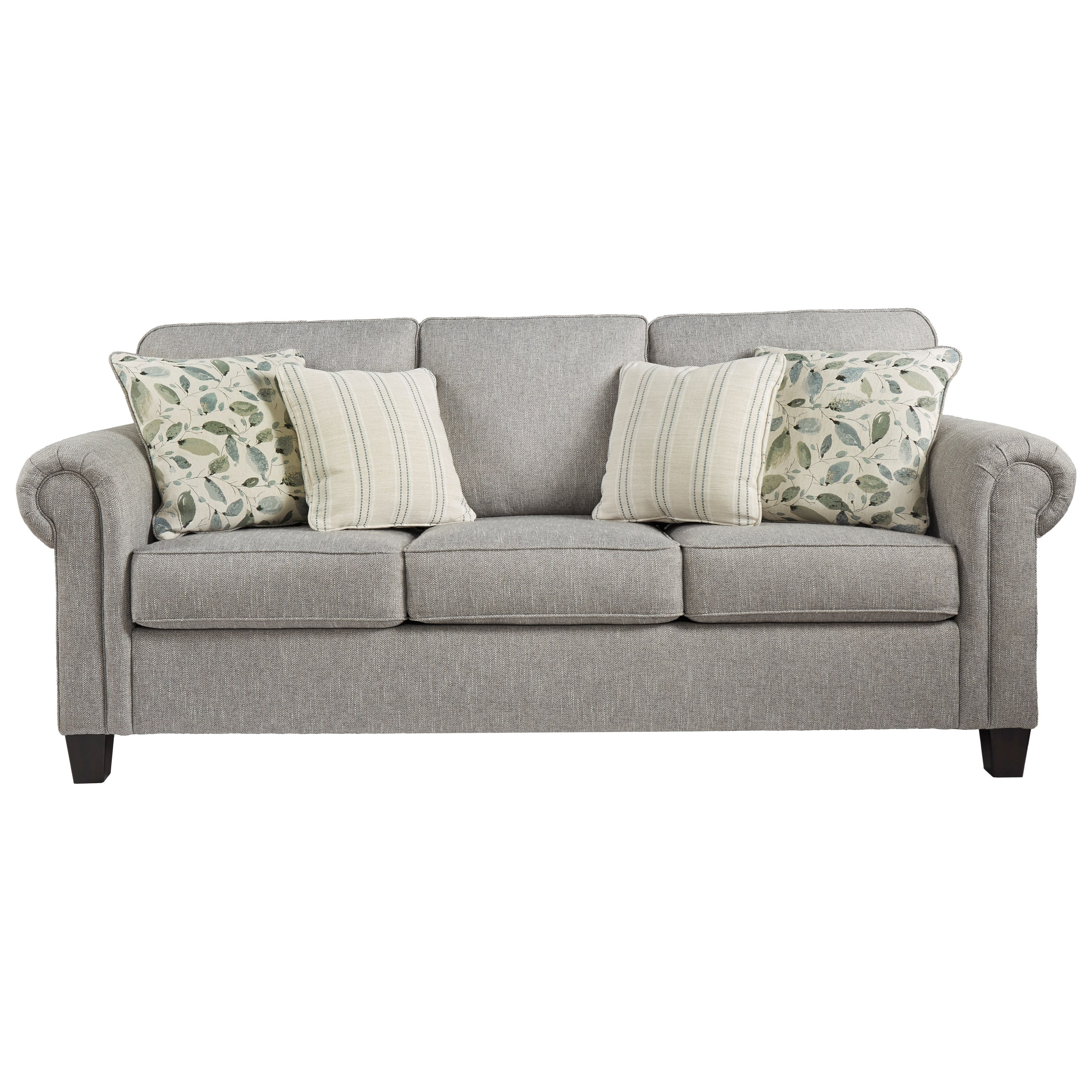 Ashley Sofas Prices: Signature Design By Ashley Alandari Transitional Sofa With