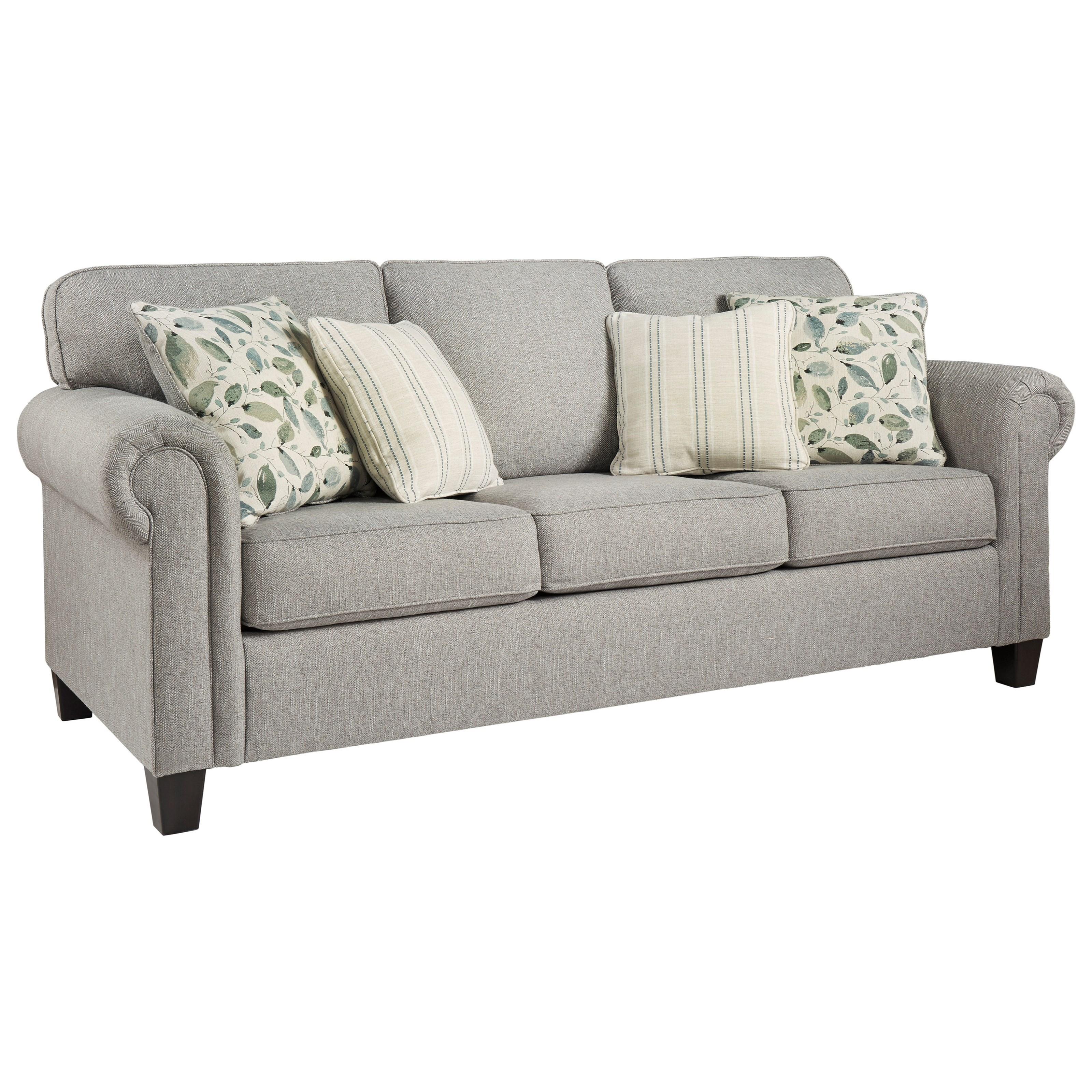 Ashley Furniture With Prices: Ashley Signature Design Alandari 9890938 Transitional Sofa
