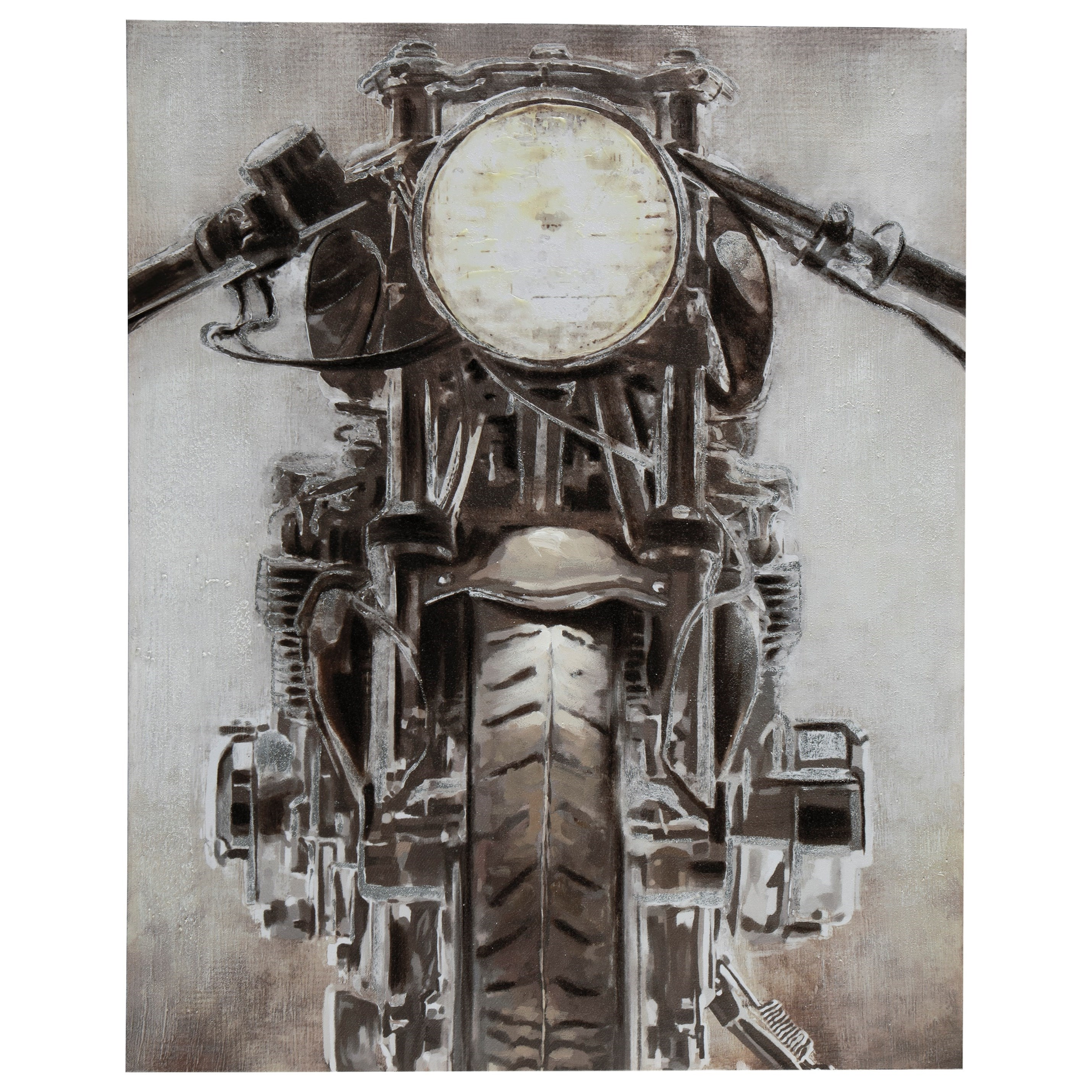 Signature Design By Ashley Wall Art A8000224 Motorcycle Wall Art Furniture And Appliancemart Prints Paintings
