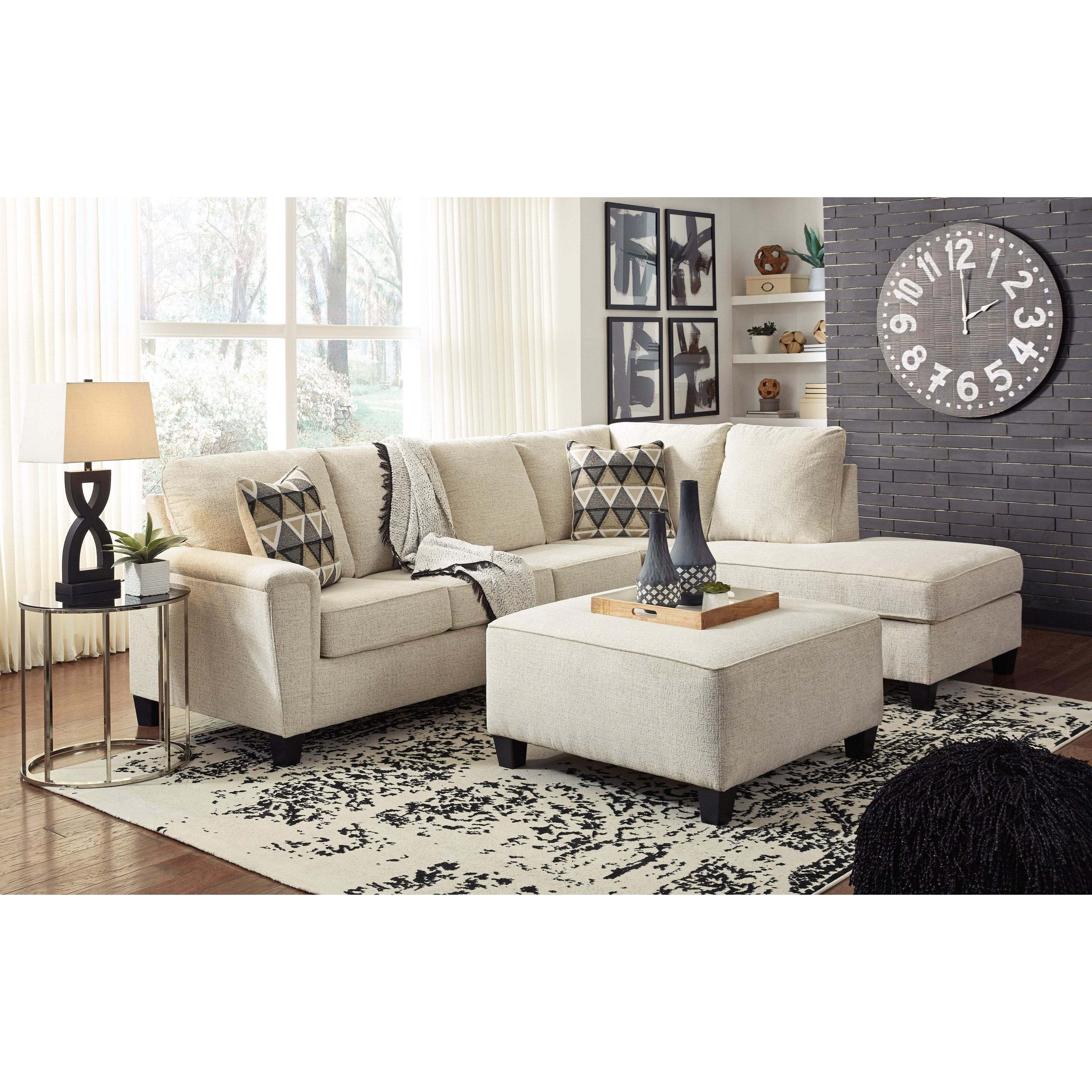 Abinger Living Room Group by Signature Design by Ashley at Pilgrim Furniture City