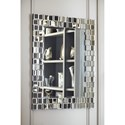 Signature Design by Ashley Accent Mirrors Odelina Accent Mirror