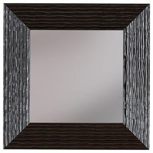 Signature Design by Ashley Furniture Accent Mirrors Odelyn Black Wall Mirror