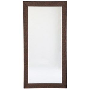 Signature Design by Ashley Accent Mirrors Duha Brown Finish Accent Mirror