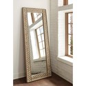 Signature Design by Ashley Accent Mirrors Nash Natural Accent Mirror