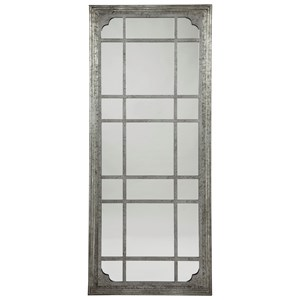 Ashley Signature Design Accent Mirrors Remy Antique Gray Accent Mirror