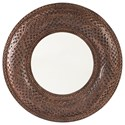 Signature Design by Ashley Accent Mirrors Elikapeka Antique Brown Accent Mirror - Item Number: A8010158