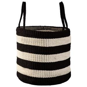 Ashley Signature Design Accents Edgerton Black/White Basket