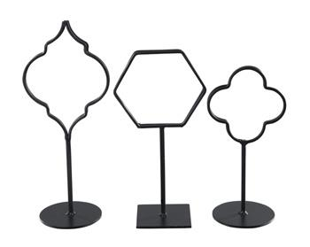Signature Design by Ashley Accents Acotas Photo Holder (Set of 3) - Item Number: A2000143F
