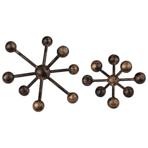 Signature Design by Ashley Accents Alaula Sculpture (Set of 2)