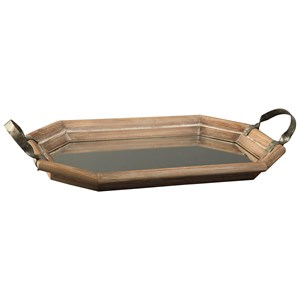 Ashley Signature Design Accents Erling Brown Tray