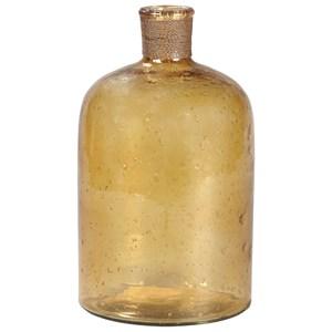 Octavie Amber Vase