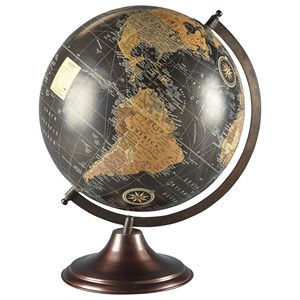 Signature Design by Ashley Furniture Accents Oakden Multi Globe Sculpture