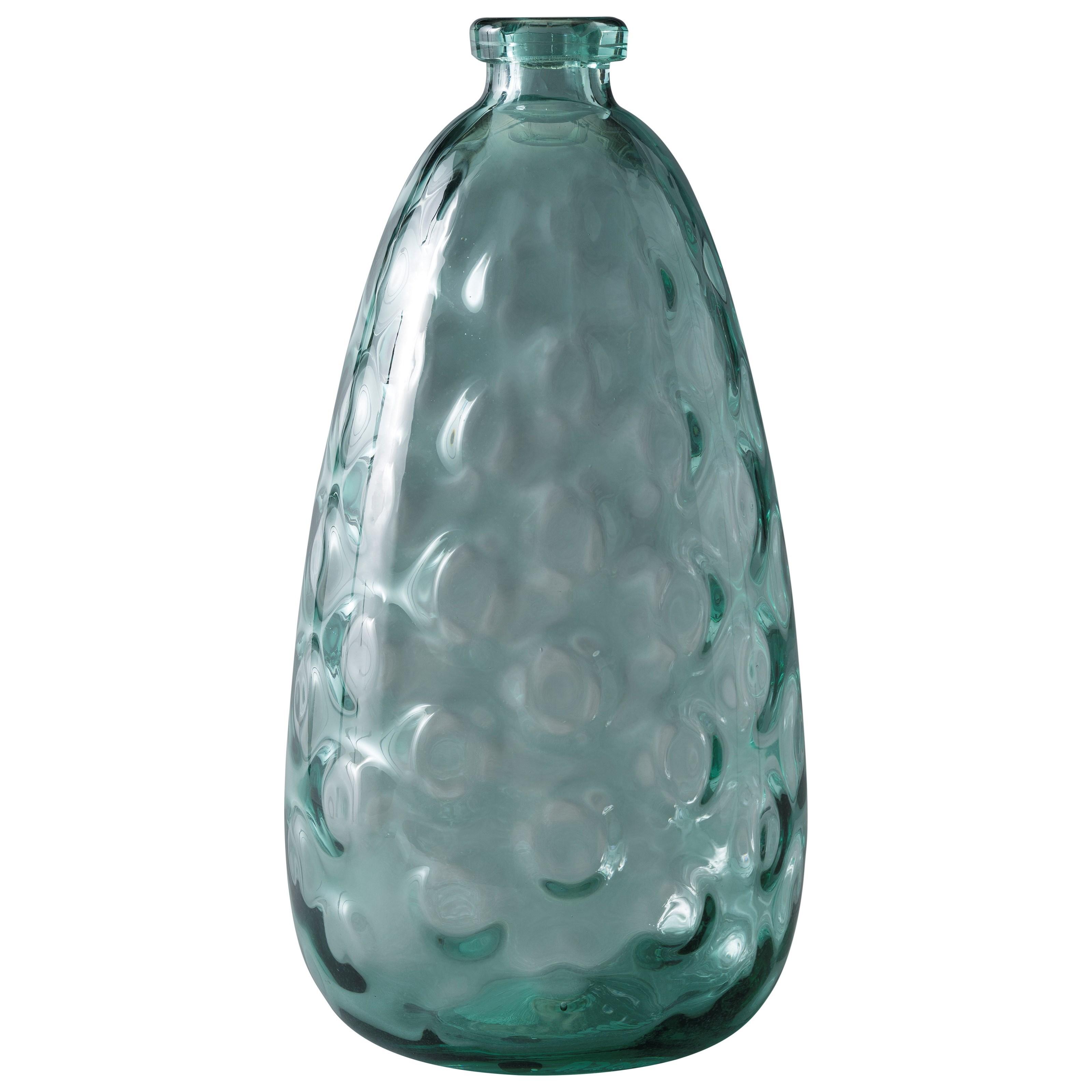 Signature Design by Ashley Accents Devansh Green Vase - Item Number: A2000292V