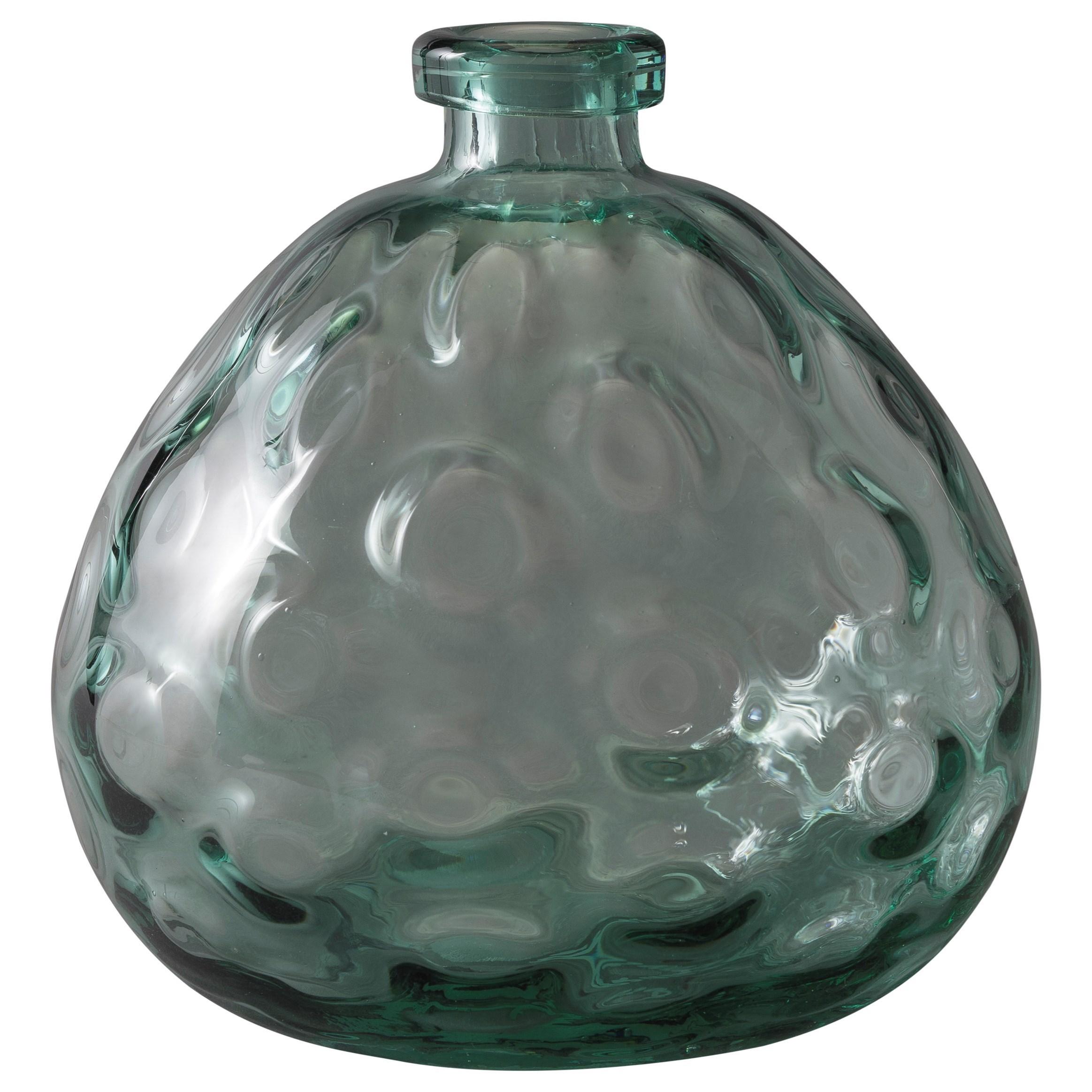 Signature Design by Ashley Accents Devansh Green Vase - Item Number: A2000294V