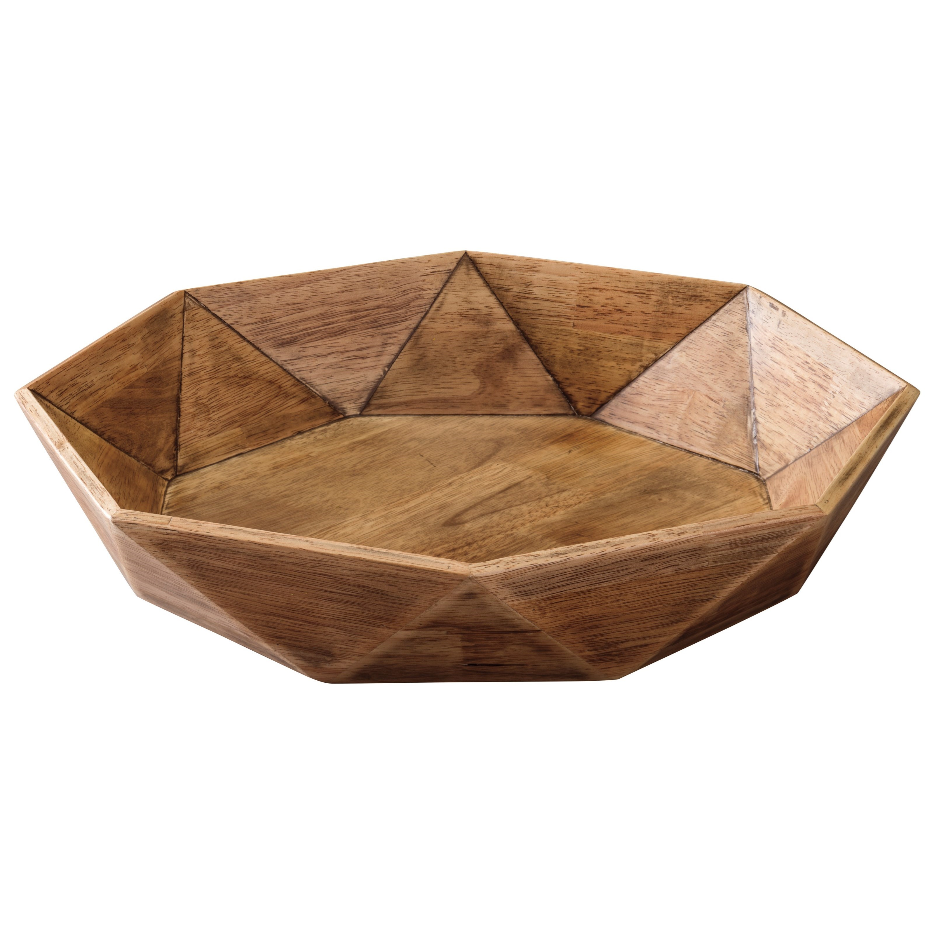 Signature Design by Ashley Accents Corin Natural Tray - Item Number: A2000299