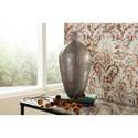 Signature Design by Ashley Accents Derion Antique Silver Finish Vase