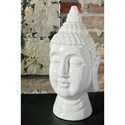 Signature Design by Ashley Accents Donal White Sculpture