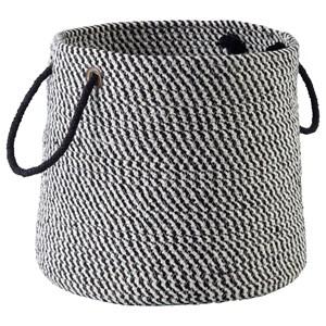 Eider Black Basket