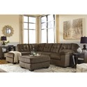 Signature Design by Ashley Accrington Oversized Accent Ottoman
