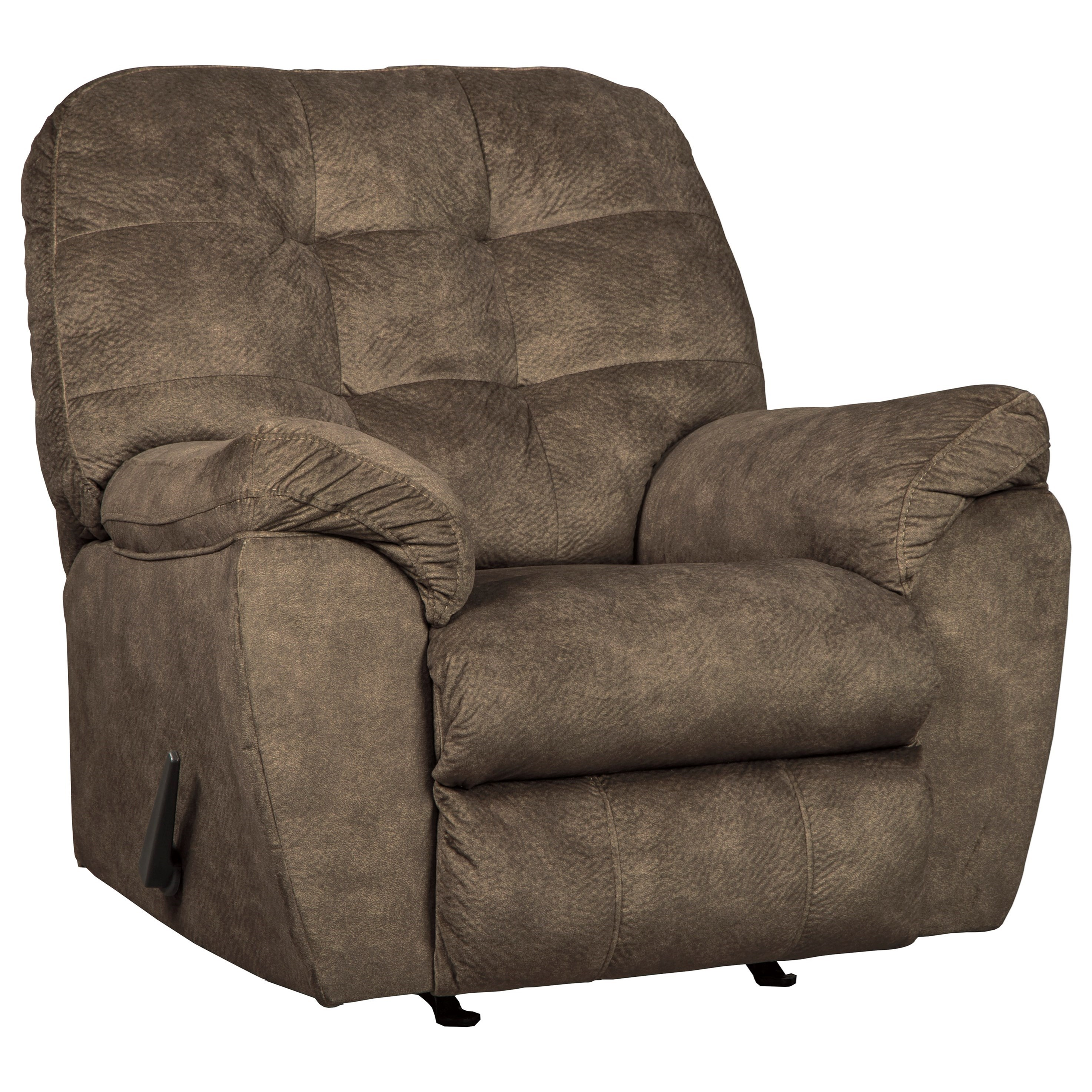 Accrington Rocker Recliner by Signature Design by Ashley at Beds N Stuff