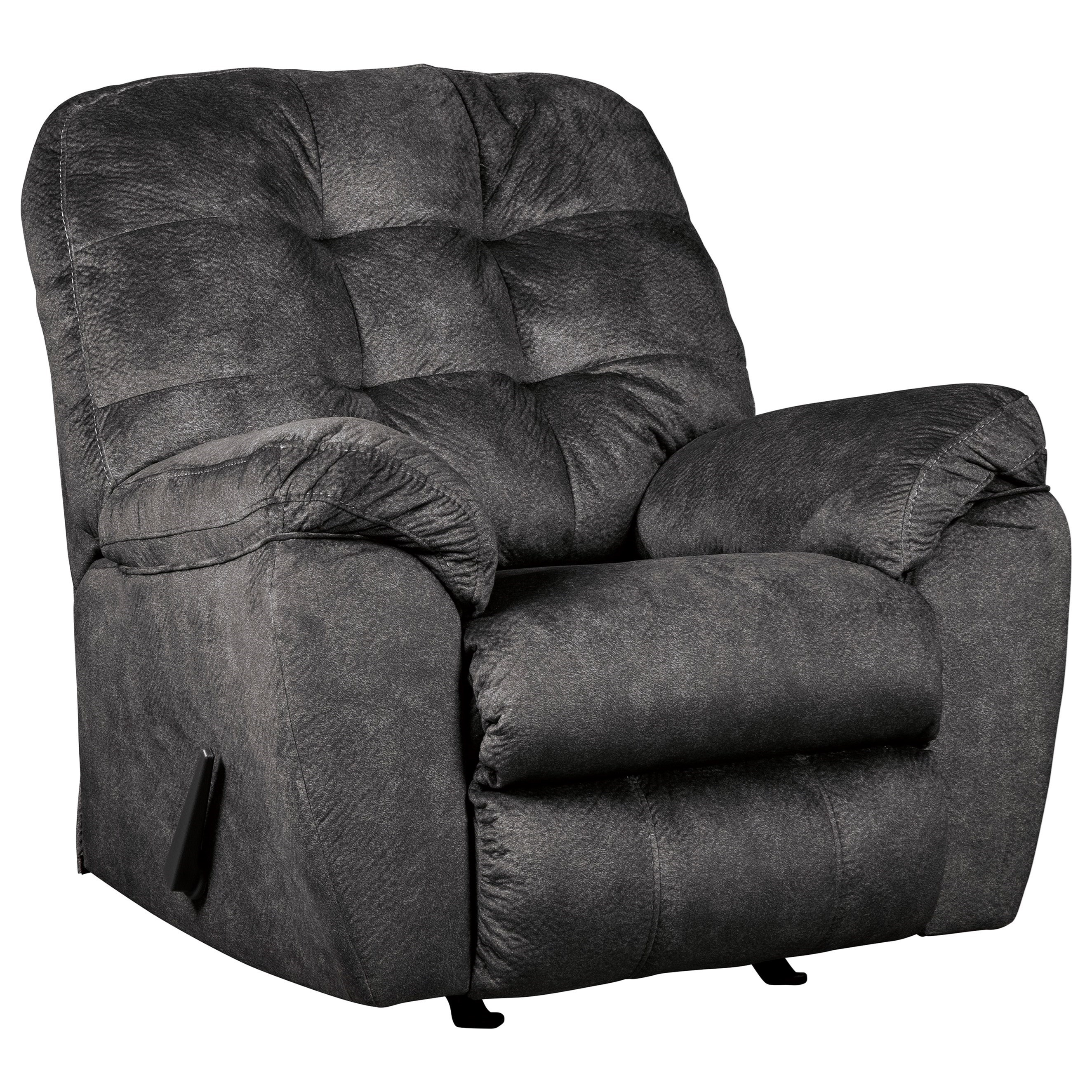 Accrington Rocker Recliner by Signature Design by Ashley at Household Furniture