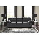 Signature Design by Ashley Accrington Casual Contemporary Sofa