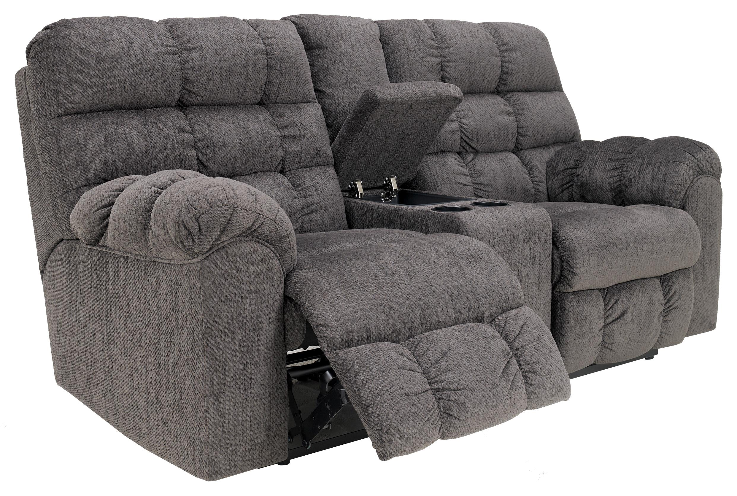 Del Sol As Acieona Slate 5830094 Double Reclining