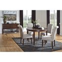 Signature Design by Ashley Adinton Casual Dining Room Group - Item Number: D677 Dining Room Group 1