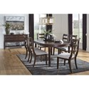Signature Design by Ashley Adinton Formal Dining Room Group - Item Number: D677 Dining Room Group 3
