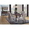 Signature Design by Ashley Adinton Formal Dining Room Group - Item Number: D677 Dining Room Group 4