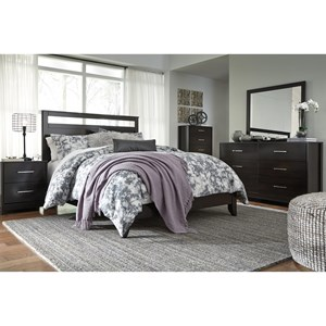 Signature Design by Ashley Furniture Agella Queen Bedroom Group