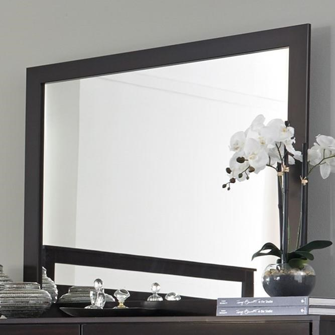 Signature Design by Ashley Furniture Agella Bedroom Mirror - Item Number: B072-36