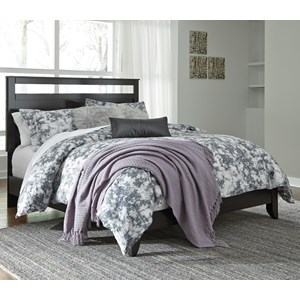 Signature Design by Ashley Agella Queen Panel Bed