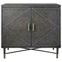 Signature Design by Ashley Aidanburg Accent Cabinet - Item Number: A4000057