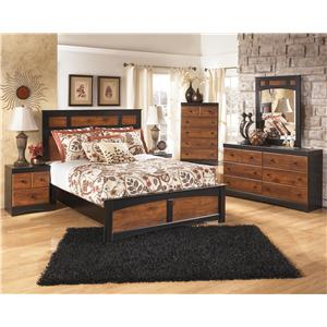 Signature Design by Ashley Aimwell Queen Bedroom Group